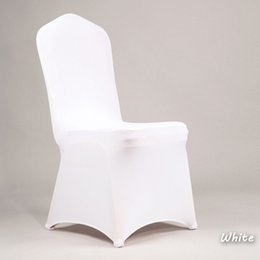 wedding chair covers for sale australia nice leather chairs white cotton new featured 100pcs luxury party cover hotel christmas spandex 20170629