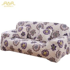 Slipcovers For Sofa Beds Chrome Legs Uk Canada Best Selling From Top Flower Slipcover Cover Tightly Wrap Single Double Three Four Seat
