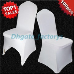Find Chair Covers For Sale Cheap Recliner Chairs Under 100 Shop White Universal Uk Pcs Polyester Spandex Wedding Weddings Banquet Folding Hotel Decoration Decor Hot Wholesale