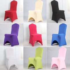 Lycra Chair Covers Nz Folding Sofa Bed Wedding Spandex Buy New Arrive Universal Many Colors Choose Party