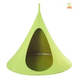 indoor swing chairs uk jumper for babies shop hanging hammock chair baby children tent kids outdoor seat vivere bonsai double single cacoon