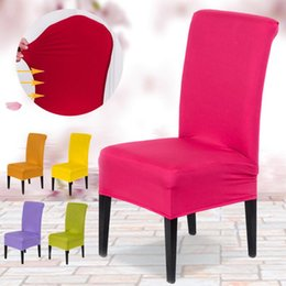 stretch chair covers australia red chairs for sale spandex dining new featured solid cover 20 colors seat
