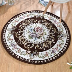 High Chair Floor Mat Nz Covers To Buy Melbourne Blue Round Rug New Online From Best Sellers Jacquard Floral Carpet For Living Room Bedroom Flower Parlor Rugs Quality Home Hotel Decorate Carpets