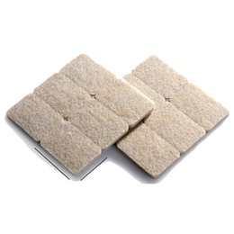 sofa pads uk serpentine spring clips shop free delivery to dhgate 12 pieces 28 x 42mm cushion felt for table chair