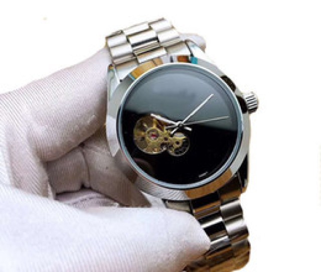 Sexy Christmas Gifts Men Online Shopping Aaa Quality Luxury Brand Mens Mechanical Watch Luxury Steel