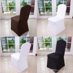 Lycra Chair Covers Nz Ivory Wedding Hire White Universal Buy New Arrive Spandex Party