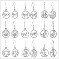 Scorpio Earrings Online Shopping | Scorpio Earrings for Sale
