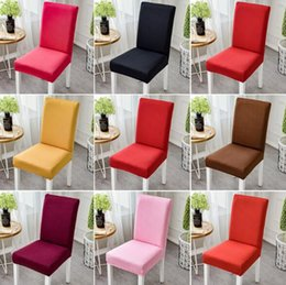 white dining chair covers australia standeasy lift spandex new featured folding elastic solid colors seat