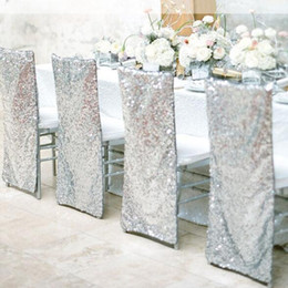 sequin chair covers uk mid century club shop glitter free delivery to universal sequins cover wedding dining hotel party