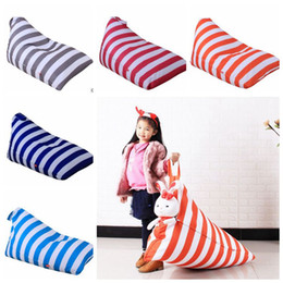 bean bag chair covers canada best office for post back surgery beanbag selling from kids toy storage stuffed animal organizer striped bags baby sofa yw312