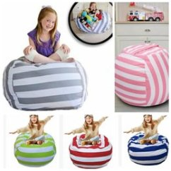 Chairs For Babies Discount Chair Covers Bean Bag 2018 On 18 Inch Storage Bags Beanbag Kids Bedroom Stuffed