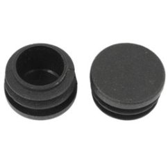 Caps For Chair Legs How To Clean A Recliner Suppliers Best Manufacturers China Table 28mm Dia Cap Round Ribbed Tube Pipe Insert 2 Pcs Sale