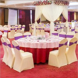 used wedding chair covers for sale uk outdoor chairs sporting events online shopping 8 photos banquet use spandex polyester colors