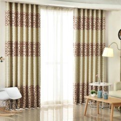 Living Room Double Curtain Rods Modern Curtains Online Shopping For Sale Thick Suede Geometric Bedroom