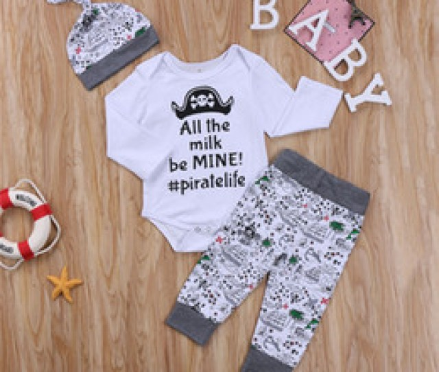 Discount Toddler Boy Summer Pajamas Newborn Baby Boys Clothing Toddler T Shirtpants