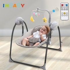 Baby Swing Chair Nz Floating Pool Chairs Swings Buy New Online From Best Sellers Imbaby Rocking Electric Cradle With Remote Control For Newborns