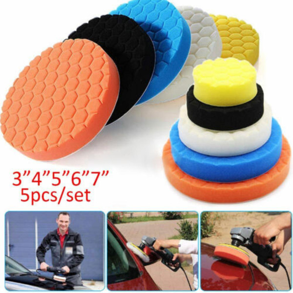 care shampoo care shampoo 5pcs buffing pad set 3/4/5/6/7 inch.we offer the wholesale price, quality guarantee, professional e-business service and fast shipping . you will be satisfied with the shopping experience in our store. look for long term businss with you.