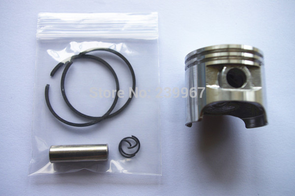 Piston Kit With Rings 34mm For Robin Ec025 Ec025g Kawasaki Pst75h Hedge Trimmer Free Shipping Replacement