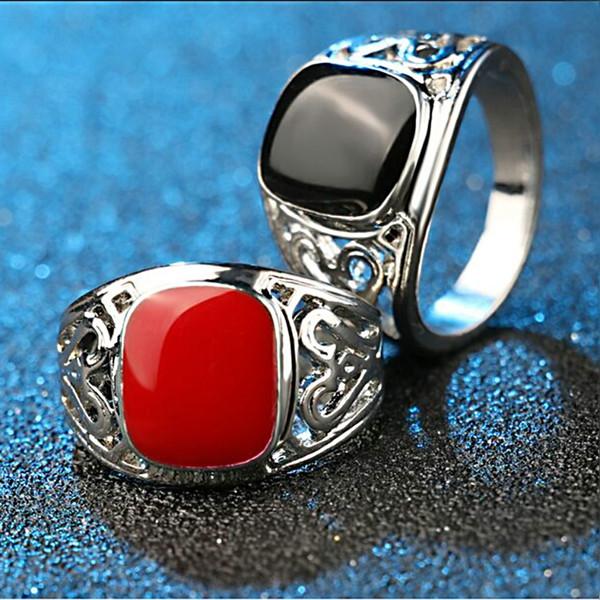 Edelstein ring schwarz  Beliebtester Schmuck
