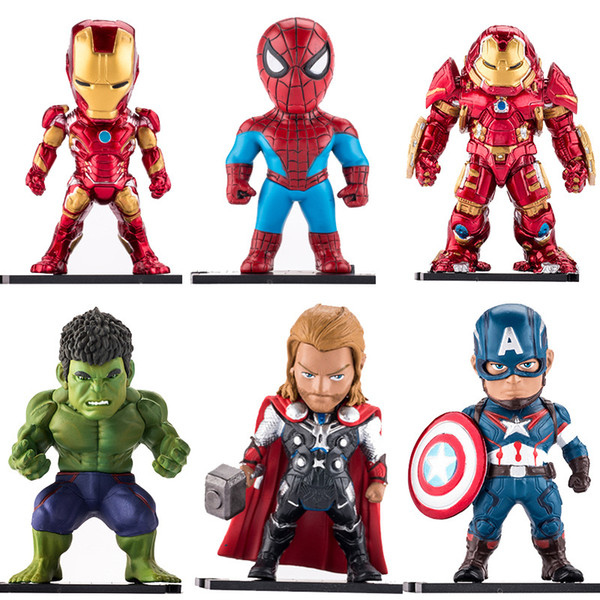 2019 6 style avengers