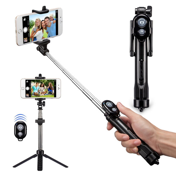 selfie stick with built-in tripod and bluetooth remote shutter allows for a wide variety of p s not possible with an ordinary selfie stick