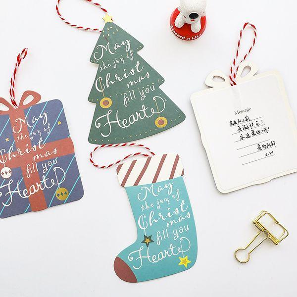 Ý tưởng kinh doanh mùa Noel - Kinh doanh thiệp Giáng sinh