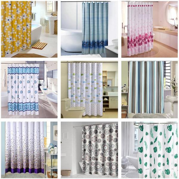 douche rideaux avec crochets