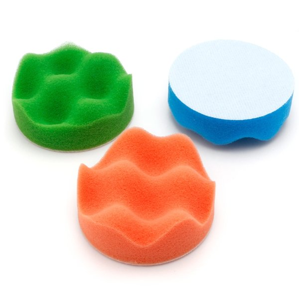 """power tool accessories power tool accessories 11pcs/set 3/4/5/6/7"""" buffing sponge.we offer the wholesale price, quality guarantee, professional e-business service and fast shipping . you will be satisfied with the shopping experience in our store. look for long term businss with you."""