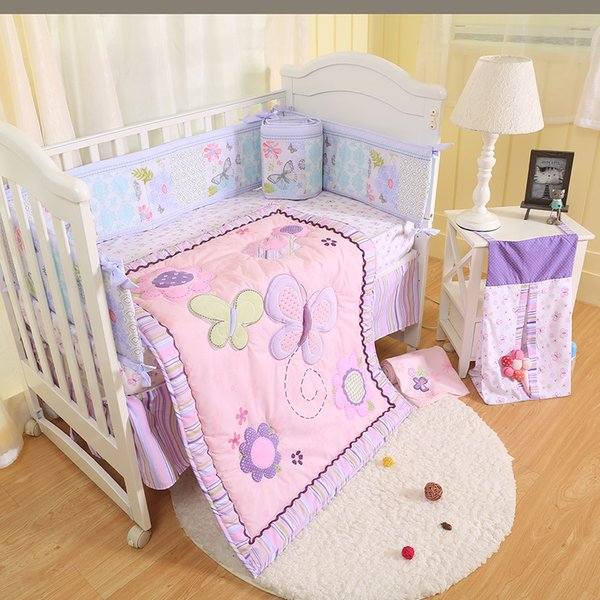 promotion baby girl bedding