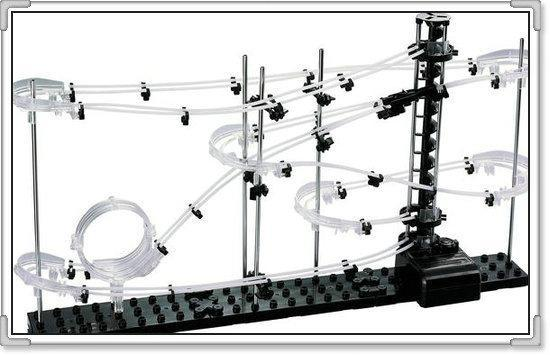 2018 Metal Manual Assembly Roller Coaster From Eva520505