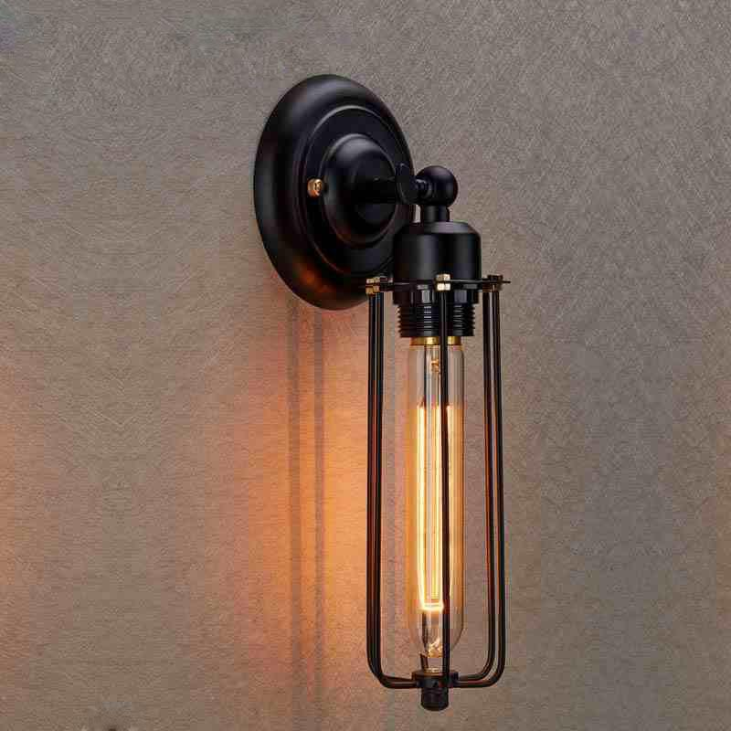 2017 Wholesale American Retro Wall Lamps Loft Vintage Wall Lights