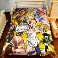 Best Quality Wholesale Anime Dragonball Z Bed Sheet 150