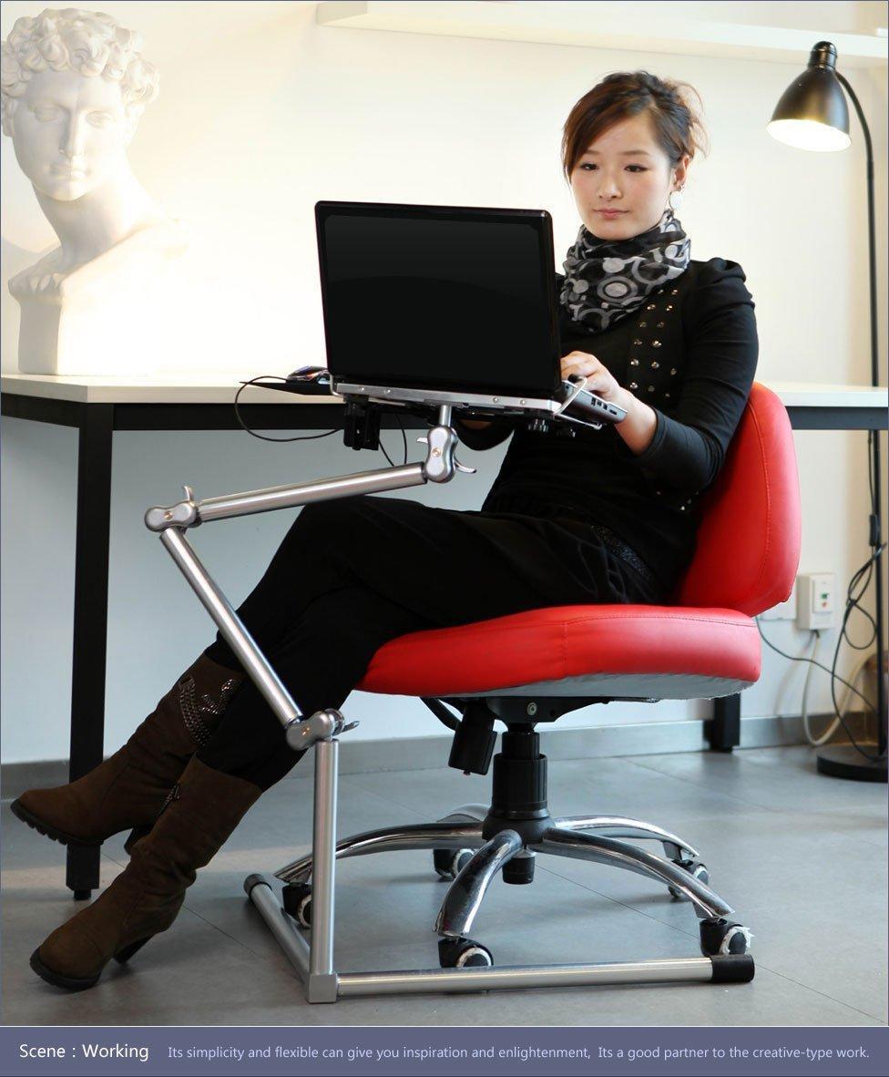 360 Degree Rotate Foldable Portable Laptop TableNottable