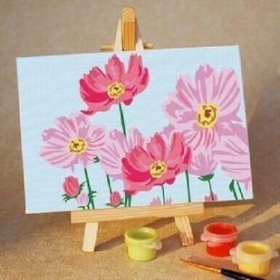 Wholesale DIY Digital Numeral Oil Painting Educational