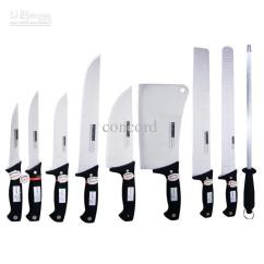 Professional Kitchen Knives Counter German Style Chef Knife Set Best In The World Review From Concord 99 5 Dhgate Com