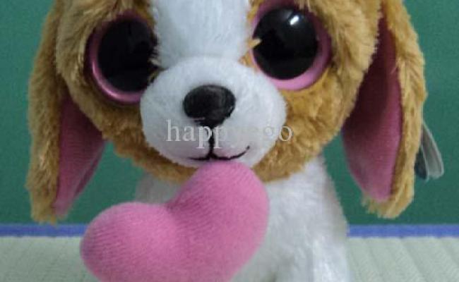 New Brand Ty Love Dog Plush Doll Toys Kids Toys Cartoon