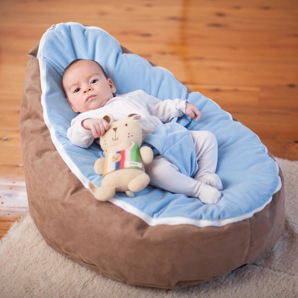 baby sleeping chair hammock stand in store 2019 cost wholesale doomoo beanbag with light blue top from cowboy2012 15 7 dhgate com