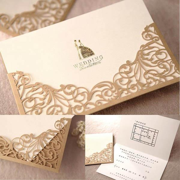 Inexpensive Wedding Shower Invitations