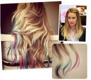 chalk hair color temporary