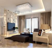 2018 Modern Minimalist Ceiling Lamps Crystal Lamps Bedroom ...