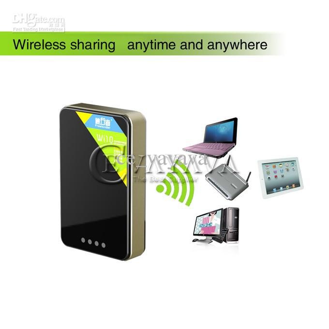 Freelander Wi10 WiFi Mobile Hard Disk 500G For IPhone For IPad For Android Smart Phone PC Laptop Hard Drive Harddrive From Ce_vayava. $150.76 ...