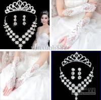 Cheap Wedding Accessories Glove With Bridal Jewelry ...