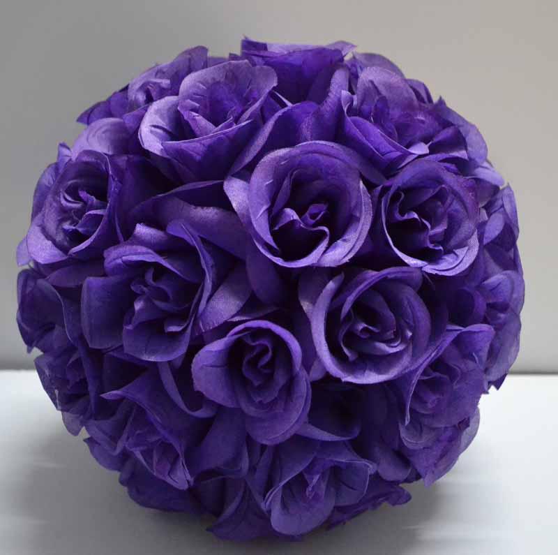 dark purple color pomander