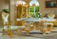 Palace Royal Classic Furniture,Handwork Gilding Golden ...