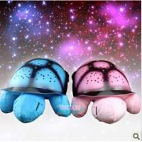 2018 Dhl Twilight Turtle Night Light Kid Toy Baby Care ...