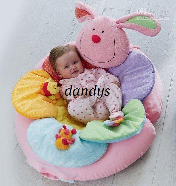 sit me up chair for babies high cover elc blossom farm cosy baby seat play mat nest sofa toys the best cribs sale on from dandys 50 41 dhgate com