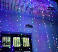 2018 Led Lights Curtain Lights Christmas Decoration Garden