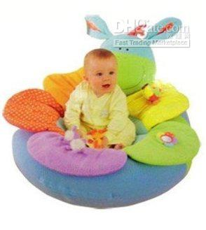 sit me up chair for babies glider sale 2019 elc blossom farm cosy baby seat kid play mat nest inflatable soft sofa from dhgcte 50 63 dhgate com