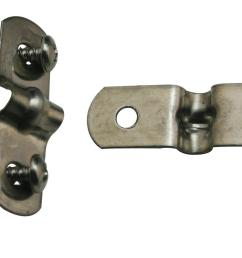 304 stainless steel 02 inches diameter tension clip wire retainer [ 1668 x 1090 Pixel ]