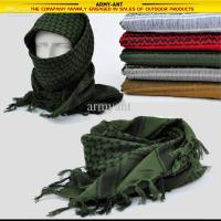 Green Scarf Military Heavyweight Shemagh Tactical Desert ...